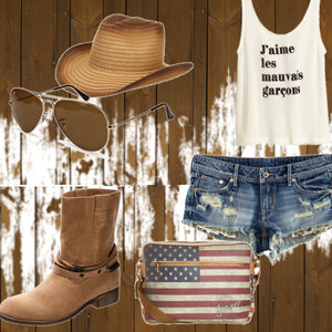 Outfit Party in the USA !  von Jeanine