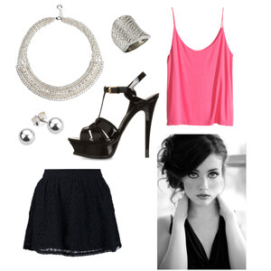 Outfit Nightlife von Anjasylvia ♥