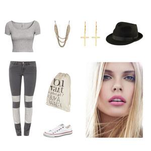 Outfit #Mainstream von Anjasylvia ♥
