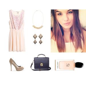Outfit Roséchic von Anjasylvia ♥