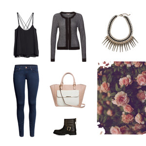 Outfit Rosengarten von Anjasylvia ♥