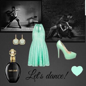 Outfit Broken Tango von Maria Giebe