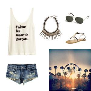 Outfit Cheap Summer von Anjasylvia ♥