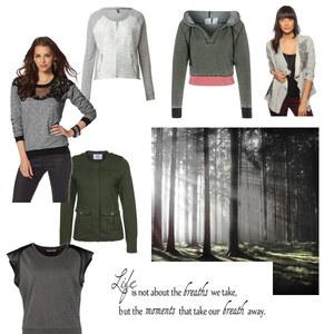 Outfit beauté de la nature von Lea Helen