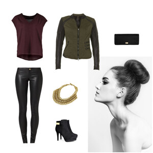 Outfit Outside von Anjasylvia ♥
