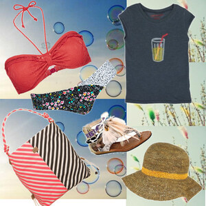 Outfit beach von Selina
