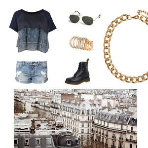 Outfit Festivalstyle von Anjasylvia ♥