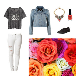 Outfit Colour it ! von Anjasylvia ♥