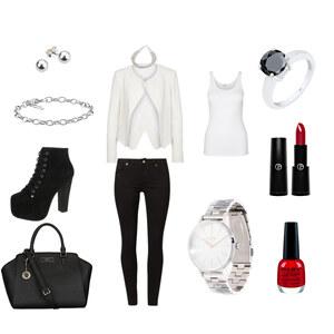 Outfit ladylike von Josi Yayo