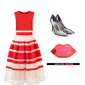 Outfit Red in the night von BBfoxy