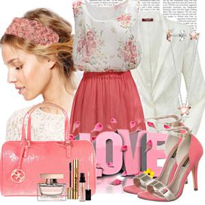 Outfit love von Justine