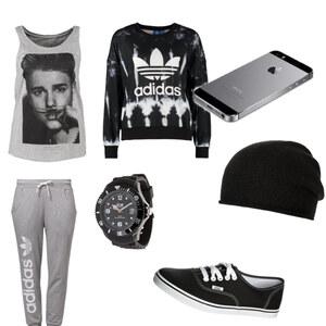 Outfit Justin<3 von Ivana Kočí