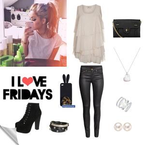 Outfit Fridays von Soraya Voigt