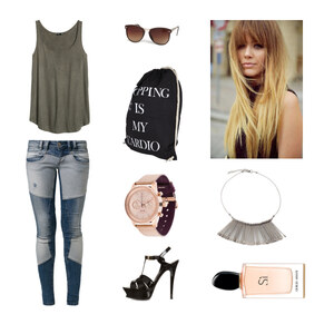 Outfit Bequemes Shoppingoutfit von Anjasylvia ♥
