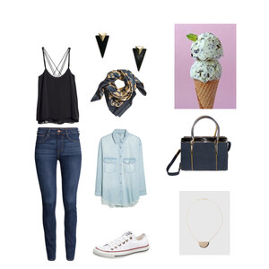 Outfit Perfekter Sommertag von Anjasylvia ♥
