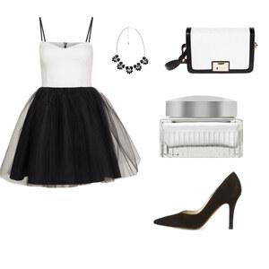 Outfit Black White Delicious. von BBfoxy
