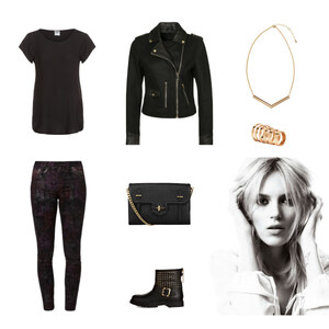 Outfit Dark Look von Anjasylvia ♥