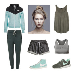 Outfit Workout von Anjasylvia ♥