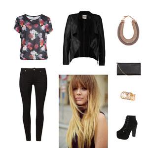 Outfit Weggehoutfit von Anjasylvia ♥