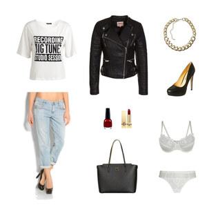 Outfit Boyfriendstyle von Anjasylvia ♥