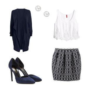 Outfit blau von mariam-abu-daher