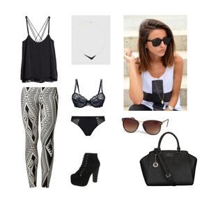 Outfit Rockchic von Anjasylvia ♥