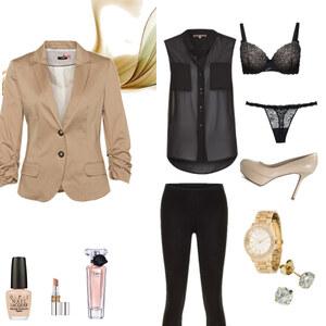 Outfit schick von Alyssa Wachtler