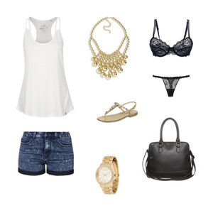 Outfit Summerday von Anjasylvia ♥