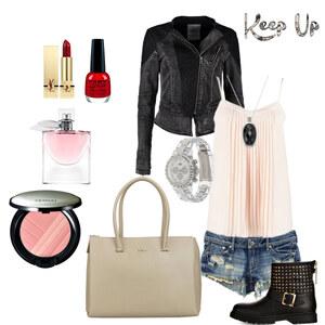 Outfit Summer/Rock Mix von Michelle Krisztina