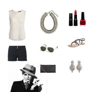 Outfit Elegance von Anjasylvia ♥