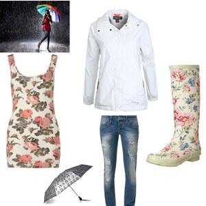 Outfit Ein tag im regen  von Alyssa Wachtler