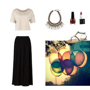 Outfit Good Evening von Anjasylvia ♥