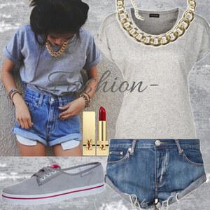 Outfit F A S H I ♡ N von fashion-