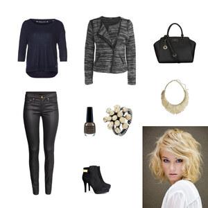 Outfit Trés Chic von Anjasylvia ♥