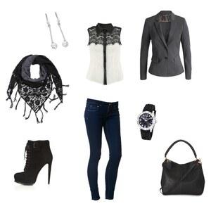 Outfit school von
