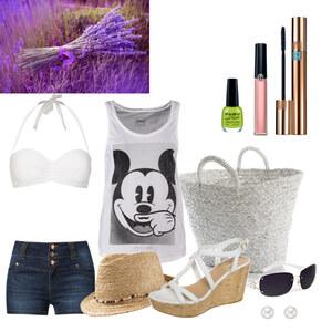 Outfit Strand von Bianka
