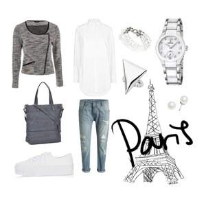Outfit Gray elegance von