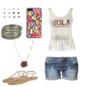 Outfit Summerfeeling von eggiloveslolo