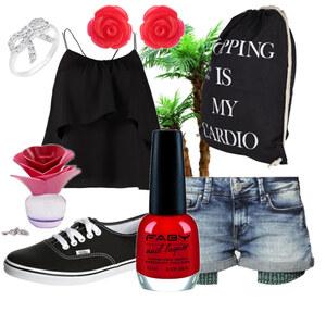 Outfit Summer von biebers unicorn