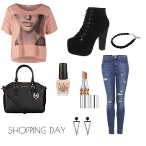 Outfit Shopping Day von _wonderlandgirl_