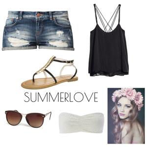 Outfit Summerlove von _wonderlandgirl_