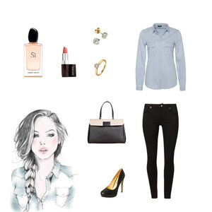 Outfit Officeoutfit von Anjasylvia ♥