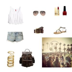 Outfit Summerfestival von Anjasylvia ♥