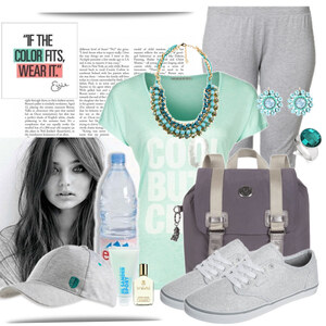 Outfit if the color fits wear it! von Justine