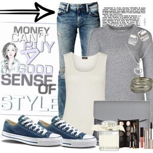 Outfit good sense of style von Justine