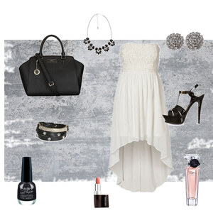 Outfit Black and white von _wonderlandgirl_