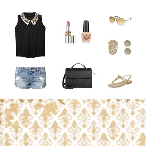 Outfit Touriststyle von Anjasylvia ♥