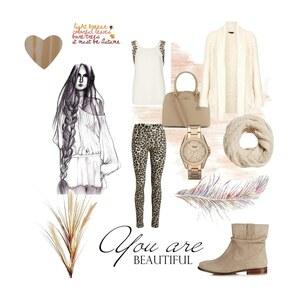 Outfit Nevšední podzim... von