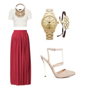 Outfit Sommeroutfit von Shanthi SumSum