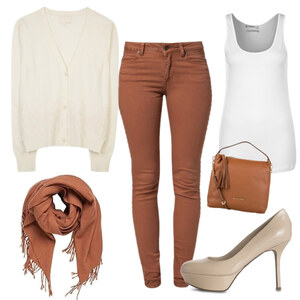 Outfit brown von anne.vanbeek